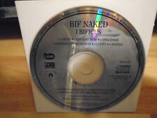 RARE PROMO Bif Naked CD I Bificus Slash's Snakepit Annihilator Econoline Crush !