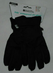 Mountain Warehouse Extreme Kids Waterproof Skiing Snow Gloves Size Small RRP £25
