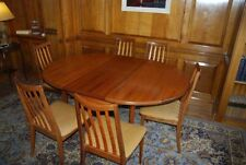 G Plan Dining Room Table & Chair Sets