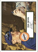2001 Topps Heritage Baseball #359 Phil Nevin SP San Diego Padres