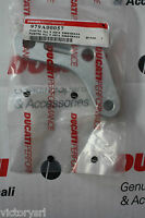 Piastra Alluminio x Asta Ricambio Originale Ducati Cod 979A00057