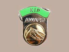 Uneven Bars Kip Award Gymnastics Lapel Pin - High Gloss Finish