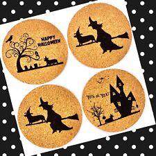 Pembroke Welsh Corgi Halloween Coasters