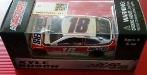 KYLE BUSCH #18 SNICKERS {DARLINGTON} THROWBACK 2019 CAMRY {1/64}  NEW