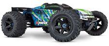 Traxxas 1/10 E-Revo 2 VXL Brushless RTR Green 86086-4 TRA86086-4