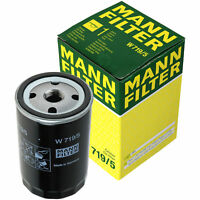 Original MANN-FILTER Ölfilter Oelfilter W 719/5 (10) Oil Filter