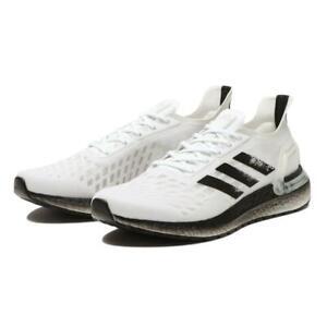 adidas Ultraboost PB EG0424 FWHT CBLK DGRY Men Authentic Sneakers US 6 - 12