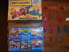 Games Workshop Dark Future Expansion Battlecars Set Complete Most on Sprues