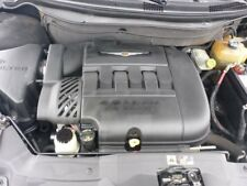 ORIGINALE 2008-2010 CHRYSLER GRAND VOYAGER 4,0l MOTORE ENGINE opt. VINX