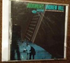 ANDREW HILL - Judgment - CD -  Excellent Condition