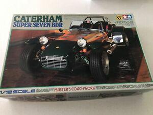 Tamiya  Caterham Super Seven BDR 1/12 Plastic Model kit