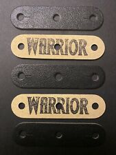 Warrior Pouches ™ Slingshot Pouch Laminated Kangaroo Strong Apache x 5