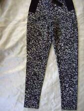 NWT ~ ATTENTION black & white leggings pants ~ womens XS
