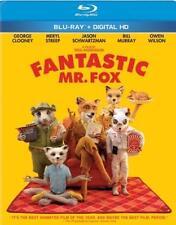 Fantastic Mr. Fox (DVD,2009)