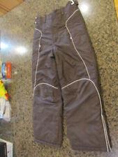 London Fog Girls youth Snow Ski board Pants Suit brown large 14 16