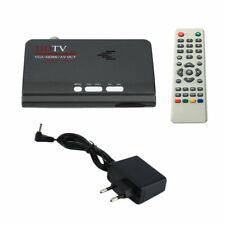 Digital Terrestrial HDMI 1080P DVB-T/T2 TV Box VGA AV CVBS Tuner Receiver