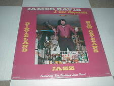 James Davis PADDOCK JAZZ BAND Requests LP SEALED 70's Private New Orleans Lounge