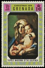 "GRENADA 387 (SG414) - Christmas ""Madonna of the Goldfinch"" by Tiepolo (pf7590)"