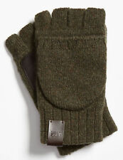 UGG Gloves Knit Flip Mittens Leather Palm Wool Colors Sizes