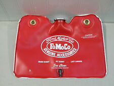 NEW 1961-1967 FORD GALAXIE, T-BIRD, BRONCO, TRUCK WINDSHIELD WASHER BAG WITH LID