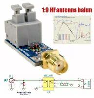 Balun 1:9 Long Wire HF Antenna RTL-SDR Amplifier Radio Dipole SMA Female Module