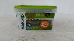 Whimzees Natural Grain Free Daily Dental Dog Treats, Variety Box