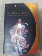 The Art Of War Sun Tzu - Penguin Classics, Deluxe Edition - USED