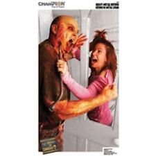 Champion Heavy Metal Defense Zombie 24x45 Target (5 Packs of 10) 46060