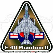 F-4 PHANTOM II SOUTH KOREA McDonnell Douglas F-4D Korean AirForce Decal, Sticker
