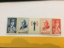Stamp / Stamp France Mint Book Petain N° 571A