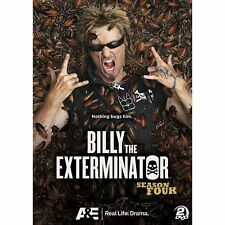 Billy the Exterminator ~ Complete 4th Fourth Season 4 Four ~ NEW 2-DISC DVD SET