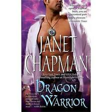 Dragon Warrior (Midnight Bay), Chapman, Janet, Very Good Book