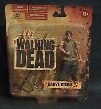 AMC The Walking Dead 2011 Daryl Dixon Signed by Norman Reedus Beckett COA