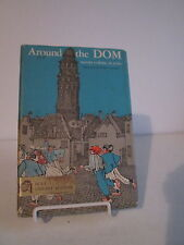 1964 Around the Dom by David Cornel de Jong HB DJ ~ Young Adult Novel Holland