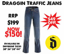 Draggin Men Motorcycle Trousers