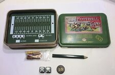 Channel Craft Vintage Parlor Football Travel Game Series Box Tin Made in USA
