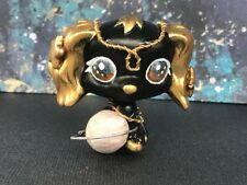 Littlest Pet Shop OOAK Custom Galaxy Guardian  LPS Cocker Spaniel Hand Painted