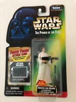Star Wars Power of the Force POTF2 Freeze Frame .00 Princess Leia Organa Blaster