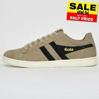 Gola Classics Equipe Suede Men's Casual Retro Fashion Trainers