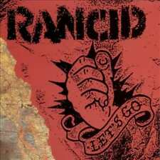 RANCID LET'S GO [20TH ANNIVERSARY EDITION] [LP] NEW VINYL