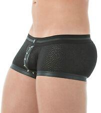 GREGG HOMME DIABLO STUDDED BOXER BRIEF BLACK underwear Small 142905