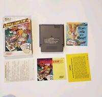 Vegas Dream Nes COMPLETE VIDEO GAME Nintendo