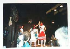 Vintage Photography PHOTO OLD WORLD GERMAN FOLK DANCERS AT TOURIST SPOT GERMANY