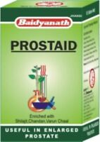 3 X Baidyanath Prostaid Tablets for Enlarged Prostate Care Free Shipping