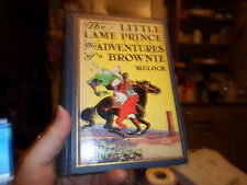 THE LITTLE LAME PRINCE & ADVENTURES OF A BROWNIE COLOR ILLUST. BOOK BY MS MULOCK