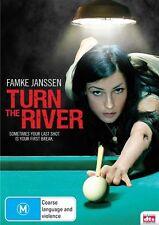 Turn The River brand new and sealed region 4 DVD (Famke Janssen pool movie) Rare