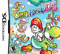 Yoshi's Island DS (Nintendo DS, 2006) GAME CARTRIDGE ONLY, TESTED! ALL AGES GAME