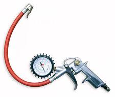 Reifenfüller 15 bar Reifenfüllpistole Reifendruckmessgerät Druckluft Reifen neu