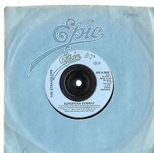 "The Stranglers - Euroean Female 7"" Single 1985"