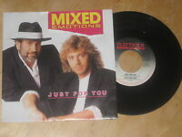 Mixed Emotions - Just for you  Vinyl  Single